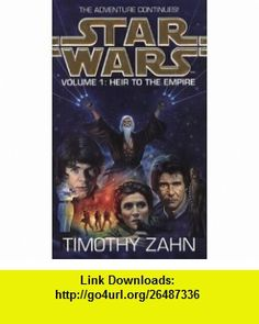 Star Wars V. 1 (9780553404715) Timothy Zahn , ISBN-10: 0553404717  , ISBN-13: 978-0553404715 ,  , tutorials , pdf , ebook , torrent , downloads , rapidshare , filesonic , hotfile , megaupload , fileserve