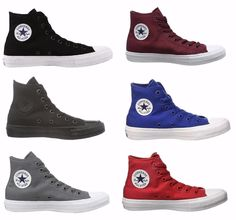 9c51071a975 Chuck Taylor All Star. Premium-canvas upper for a high-quality touch and  texture.
