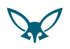 Fennec (Firefox Mobile) uses this simplified version of their logo when very small sizes are required. It's clean, elegant, and smart, like a fox, and the saturated blue-green is distinct and unexpected.