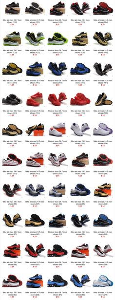 Nike Air Max 24-7 Men Shoes Page 1