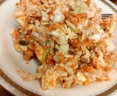 Rezept Herbstsalat / Wintersalat mit Chinakohl von Bifilak - Rezept der Kategorie Vorspeisen/Salate