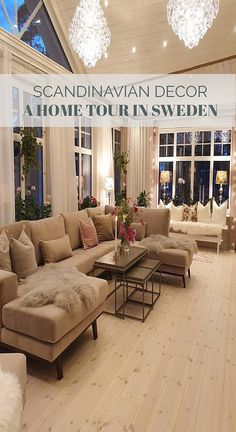 Scandinavian home tour renovated in a charming light and bright style. Scandinavian home tour renovated in a charming light and bright style. Style At Home, Festa Toy Story, Star Wars, Swedish House, House Built, Scandinavian Home, House In The Woods, Decorating Your Home, Decorating Ideas