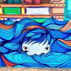 Instagrafite - Rua Teodoro Sampaio