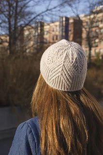 Ravelry: Prism pattern by Emily Greene Lace Knitting, Knitting Stitches, Knitting Socks, Knitting Patterns Free, Knit Patterns, Free Pattern, Hood Pattern, Crochet Beanie, Knitted Hats