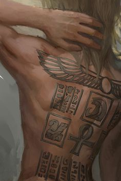 I couldnt find the source.. but HOLY FRIG MARIK YOUR BACK.