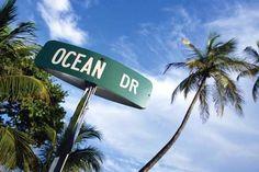 Ocean Dr.