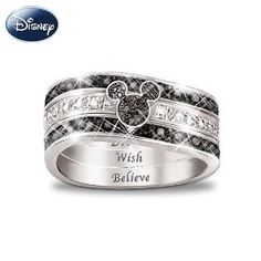 Three-band Mickey Mouse ring! How do I get this, I believe this could qualify as an anniversary gift