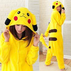 pikachu pajama suit - Google Search