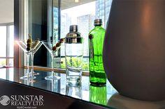 Coal harbour martinin slider 675 x 450 Executive Suites, Design Projects, Blue Grey, Vase, Interior Design, Home Decor, Nest Design, Home Interior Design, Interior Designing