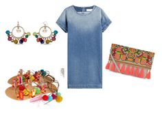 """""""color me accessories"""" by fashionwithcare on Polyvore featuring Closed and New Look"""