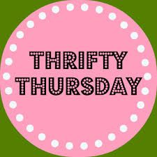 Scentsy Thrifty Thursday Graphic ScentsbyKris.scentsy.us