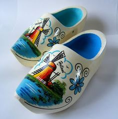 Dutch wooden Shoes - Google Search