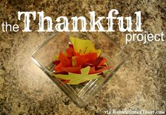 GREAT way to encourage thankfulness in your kids! #fall #thanksgiving
