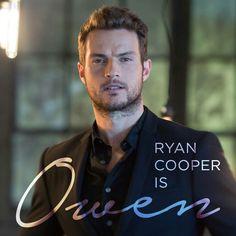 Ryan Cooper es Owen M. Gentry #ConfessShow