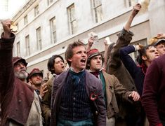 """Les Miserables """"Do you hear the people sing?Singing the songs of angry men."""" Really like Eddie Redmayne Les Miserables Movie, Les Miserables 2012, Les Miserables Marius, Eddie Redmayne Les Miserables, Jean Valjean, 2012 Movie, Movie Tv, Movie Photo, Movies Showing"""