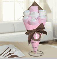 diaper bouquets
