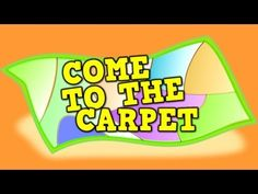 Come to the Carpet (transition song for kids) Harry Kindergarten Classroom Behavior, Music Classroom, Classroom Management, Class Management, Harry Kindergarten, Clean Up Song, Transition Songs, Circle Time Songs, Transitional Kindergarten