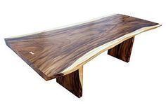 Jemima Dining Table, Natural