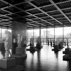 Neue Nationalgaleri Ludwig Mies van der Rohe 1968