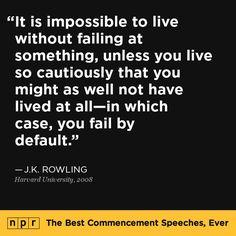 J.K. Rowling, 2008