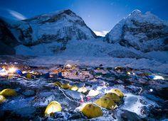 Everest Base Camp Himalaya, Nepal