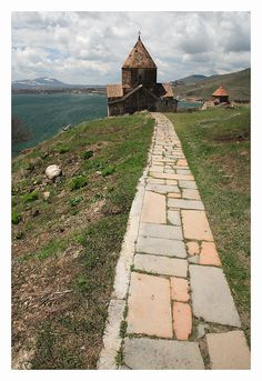 Lake Sevan, Armenia. Only posted bc I'm Armenian... Don't really wanna go here