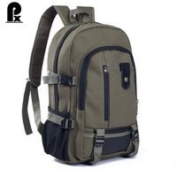 Hot! New School Bags for Teenagers Backpack women Man Shoulder Bag  Sport Canvas Casual Outdoor Travel Hiking sturdy and…