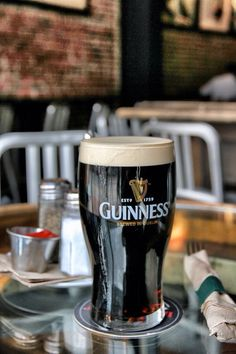 Guinness beer, product of IRELAND. I would go to Ireland just to have my favorite beer! Malta, Guiness Beer, Guinness Draught, Irish Beer, Irish Moss, Images Of Ireland, Drink Signs, Dapper Gentleman, Emerald Isle