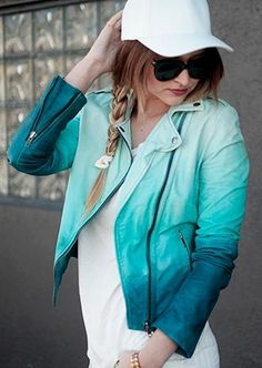 Ombre Leather- absolutley adorible and thought past this idea. Its so adorible and indie ish.