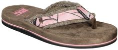 #New Realtree Girl Bliss Thong Sandal #Realtreegirl