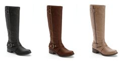 *HOT* Women's SO Riding Boots ONLY $16.79 (Reg. $89.99) - Raining Hot Coupons