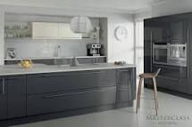 grey kitchen - Google Search