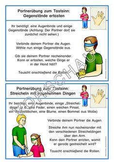 5 Sinne-Werkstatt für die Grundschule