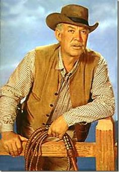 Ward Bond, Wagon Train - Ward Bond (as long as he was alive) played in every movie John Wayne ever made - they were best buddies