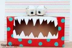 Giggles Galore Tattle Monster