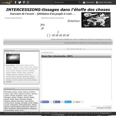 INTERCESSIONS ( > 2013) | Pearltrees Radios, Le Web, 2013, Philosophy, Death
