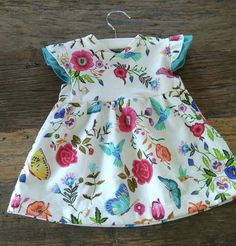 Baby Shower Centerpieces, Little Dresses, Baby Sewing, Toddler Outfits, Baby Dress, Baby Gifts, Sewing Patterns, Summer Dresses, Fabric