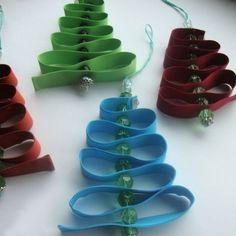 Addobbi natalizi fai da te con il riciclo creativo