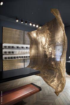 LAntichambre Parfume Shop, Brussels, Belgium by Architects Michel Penneman & Olivier Hannaert