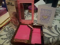 My old card maker! Yes I has this!!