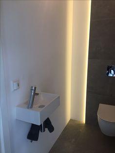 toiletontwerp woonhuis te Beek en Donk door SVDK interieurarchitecte(n)