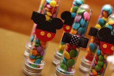 Mickey Mouse 1st Birthday Party - Kara's Party Ideas - The Place for All Things Party
