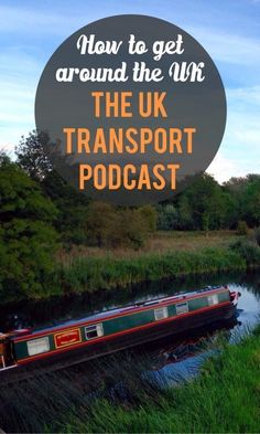 How to get around the United Kingdom: the UK transport podcast.
