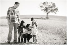 The Prince Family-Fall family lifestyle session photographed by Ben Finch.