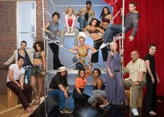 """True to the cardinal rules of reality television, the show doesn't just audition technicians — it casts personalities. """"The concept originally was loosely based on that musical 'A Chorus Line,' whereby we weren't just looking at skill; it was, 'Who are you?'"""" Thacker said. """"We didn't want America's best dancer, we wanted America's favorite dancer."""""""