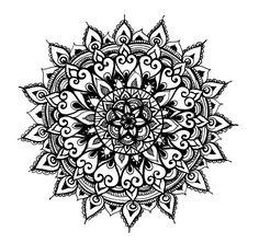 Mandala 1 by koko0117.deviantart.com on @DeviantArt