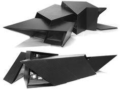 Origami de aço inoxidável – Ideias Diferentes