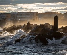 Virginia Beach, Beach Pictures, Niagara Falls, Photographs, Commercial, Range, City, Places, Travel