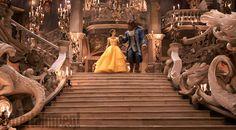 Olha que coisa mais linda! A música tema de A Bela e a Fera ganhou seu clipe.