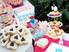 maravilhas party15 Mostre-nos sua festa de aniversário Isobels Maravilhas